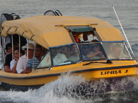 87 mil 982 pasajeros se trasladaron hacia zonas insulares en 6 mil 773 viajes