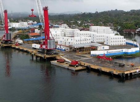 Naviera Maersk incorpora servicios en Puerto Almirante, Bocas del Toro