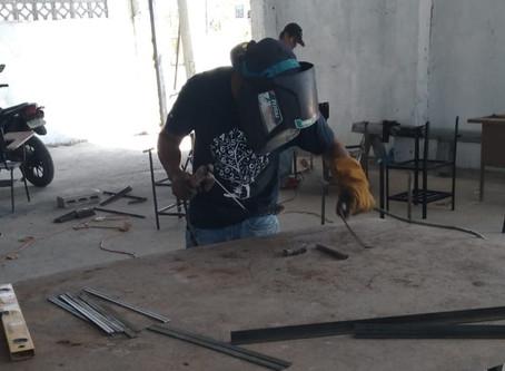 Dirección regional de educación de Bocas del Toro continúa con reparaciones de centros educativos