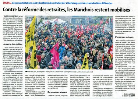 Presse de la Manche du 18/12/2019