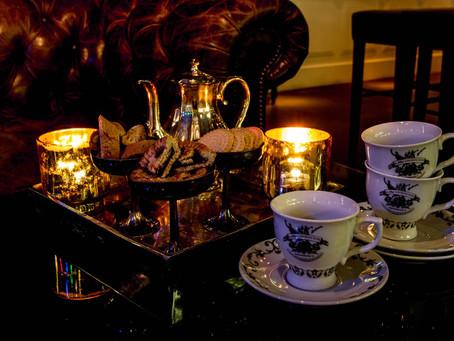 Jeden Dienstag im weissen Schaf - Tea time mal anders (Gin & Tea Kombinationen)!
