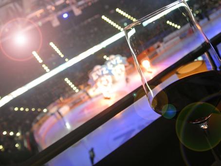 Dine & View - Das Eishockeyerlebnis