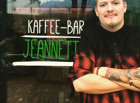 Kaffee-Bar Jeannette - Gastgeber mit Leidenschaft