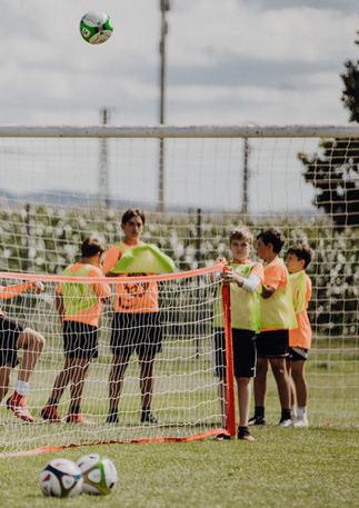 Fußballcamp Niederösterreich 2021