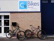 10% discount at C6 Bikes for Official Members only...