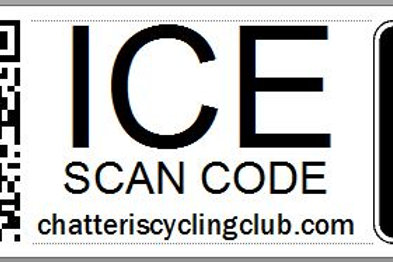 ICE Emergency contact sticker