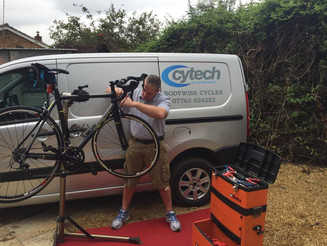 Bodywise Cycles Mobile Offer CCC Members a 20% Discount On Bike Servicing...