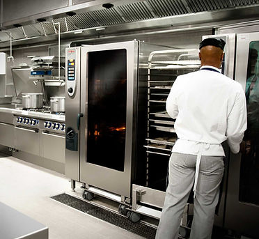 Commercial Catering Kitchen Installation