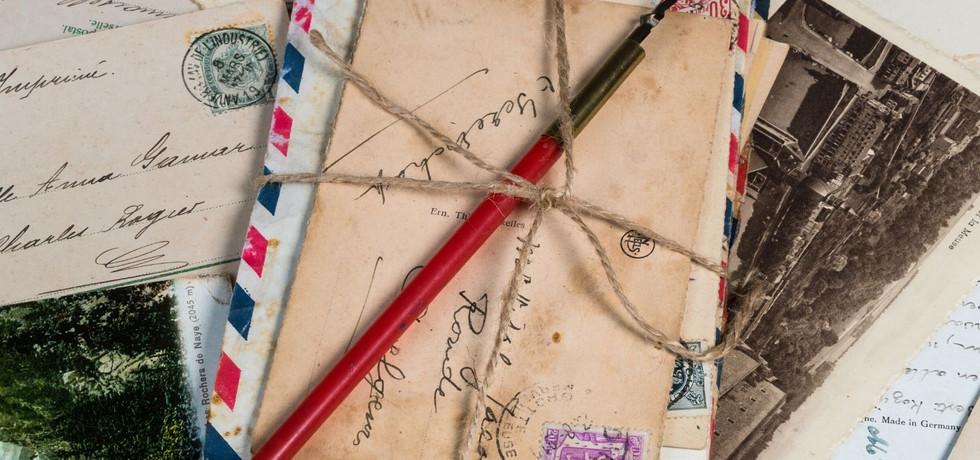 Lettre manuscrite de remerciement