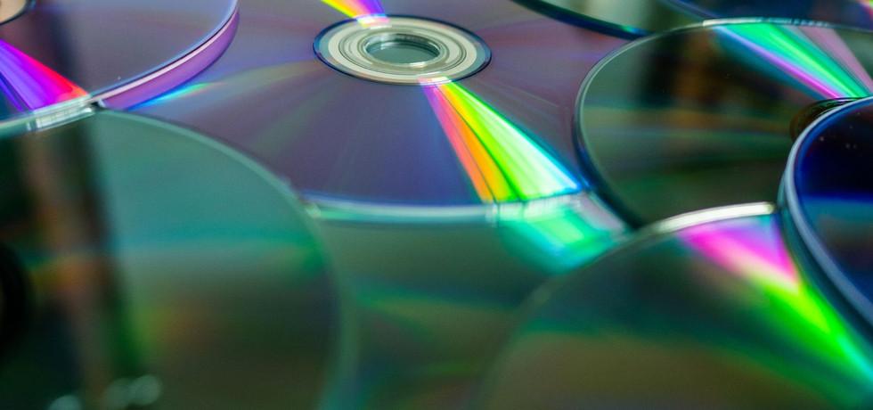 """CD dédicacé de l'album """"En Vol"""""""