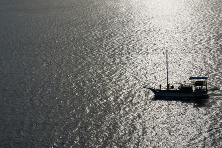 L'été, la mer, le ciel bleu