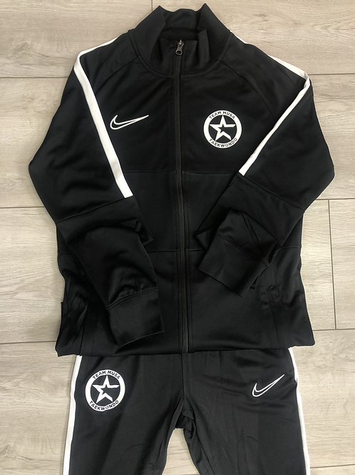 NIKE PRO TRACKSUIT (Black belts & Squad members)