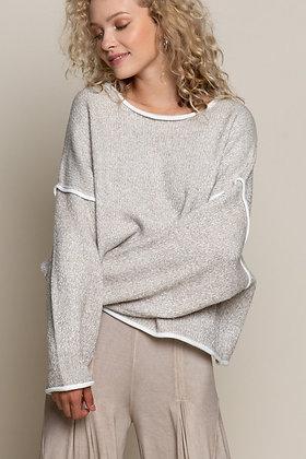 Vanilla Latte Sweater