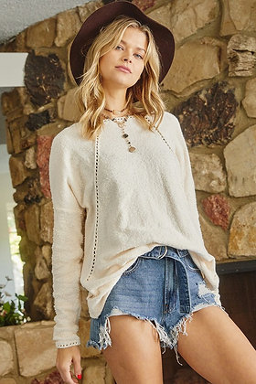 Nora Sweater Top