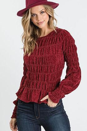 Loren Sweater Top
