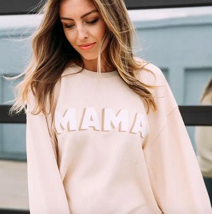 MAMA Pullover