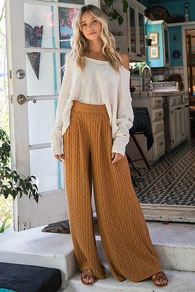 Paige Ribbed Pant