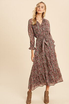 Scarlett Midi Dress