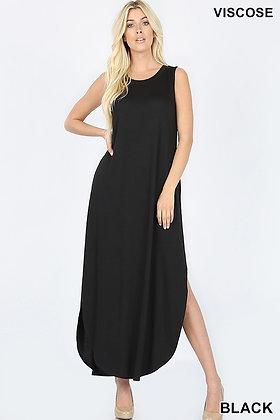 Essential Maxi Dress (3 Color Options)