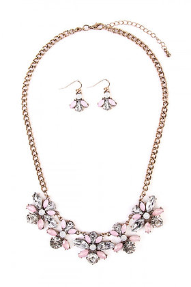 Sheena Necklace Earring Set
