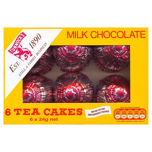 Tunnocks - Tea Cakes