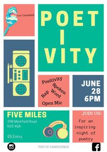 Poetivity - June Edition