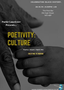 Poetivity- Culture