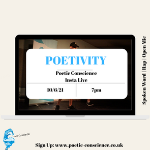 Poetivity Insta Live - June