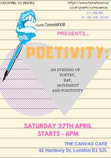 Poetivity - April Edition