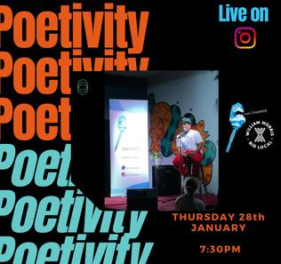 Poetivity Insta Live