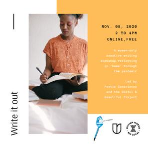 Poetic workshop