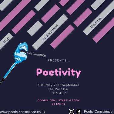 Poetivity September Edition