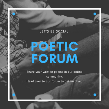 Join the community and share your poetry!