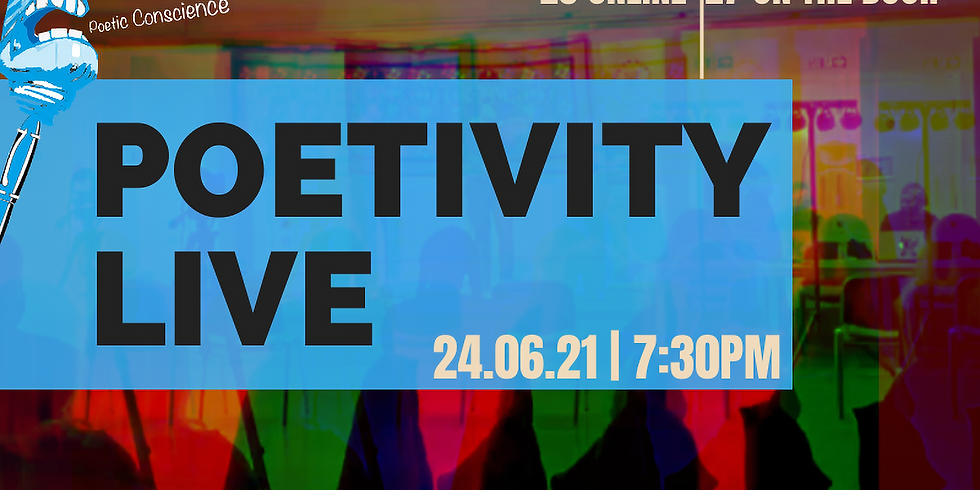 POETIVITY LIVE IN PERSON