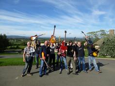 Guitar Retreat Cotswolds