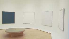 Agnes Martin: finding patience and thoughtfulness in a chaotic world