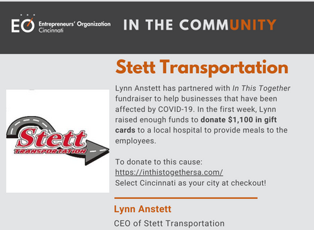 Check out how our members are doing good in our community