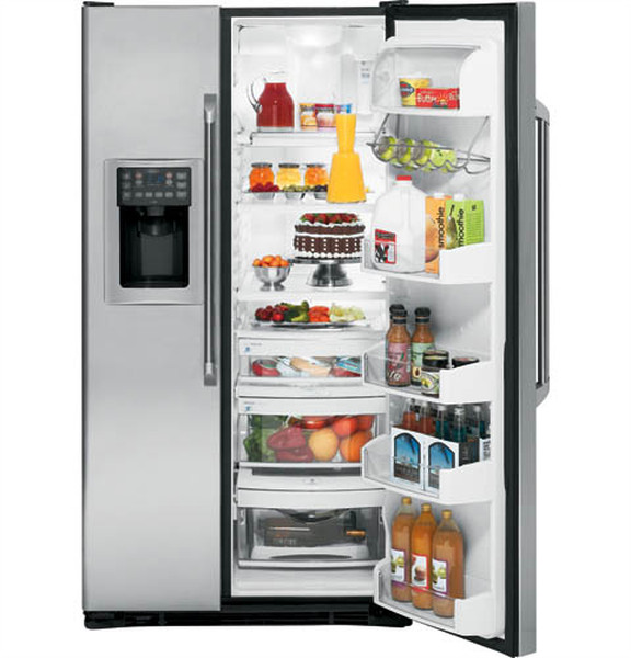 Double Door Fridge