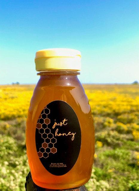 Half Pound Honey