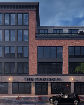 Multifamily apartments at The Madison in Falls Point.