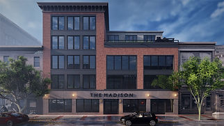Multifamily apartments available for investment at The Madison.