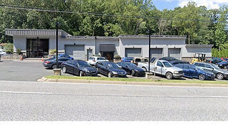 Commercial Auto Body space available for investment at Auto Hause Dealer.