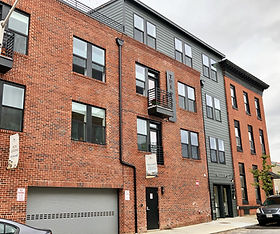 Multifamily apartments at the Darcy in Federal Hill.
