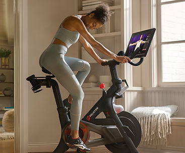 The Madison offers an inclusive Peloton cycling studio.