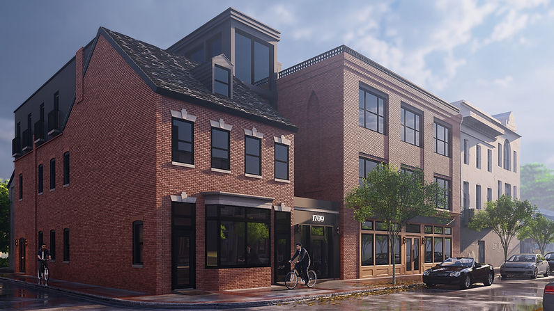 Our business model is to invest in specific areas of greater Baltimore, Maryland and build boutique, amenity rich living environments of less than 35 apartment units.