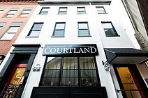 Mixed use properties available for investment at The Courtland.
