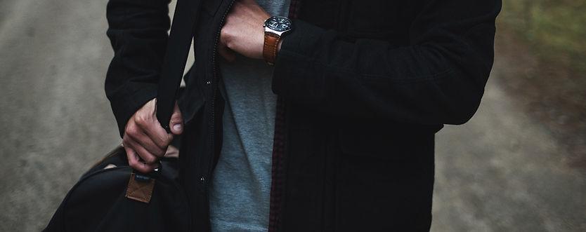 Man Fashion Watch