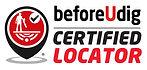 Before U Dig logo, Safety First Locators Christchurch