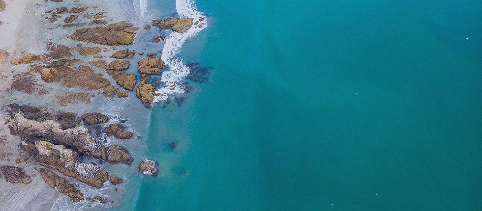 Waiheke Island beach - Waiheke Filters, water purification company supplying UV systems, water filtration, pumps & water testing.