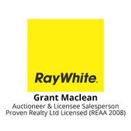 Grant-Maclean - a sponsor of the Dunedin Art Show
